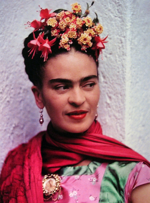Frida Kahlo addressing her love Diego in her Diary ❀