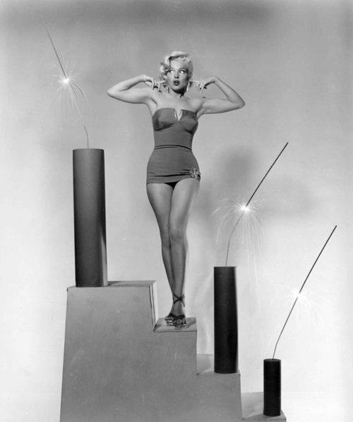 Marilyn monroe 4th of july