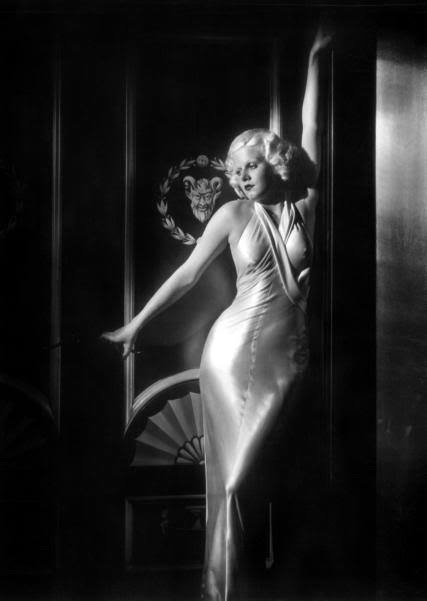 Jean harlow glamor shot