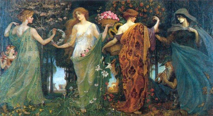 Seasons of the Goddess